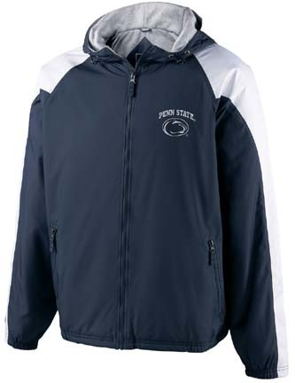 Homefield Jacket from Holloway Sportswear (2X-Large)