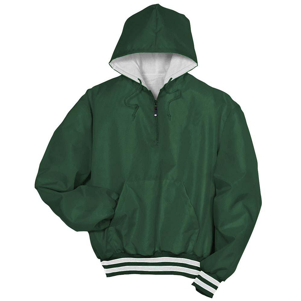 Olympian Nylon Windbreaker Pullover Jacket From Holloway Sportswear-(XXXL)