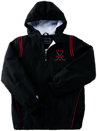 "Youth ""Titan"" Spectrum™ Nylon Jacket with Sweatshirt Lining from Holloway Sportswear"