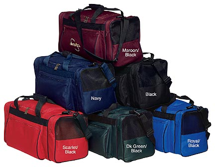 Practice Duffel Bag From Holloway Sportswear