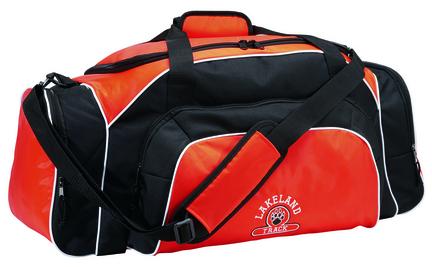 Tournament Heavyweight Oxford Nylon Duffel Bag from Holloway Sportswear