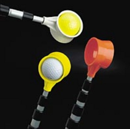 15' Magic Cup Golf Ball Retriever with Extension