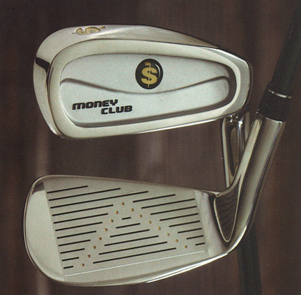 Money Club Hybrid Chipper Golf Club