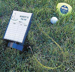 Speed Play™ Measuring Device
