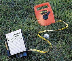Speed Play™ 2 Measuring Device