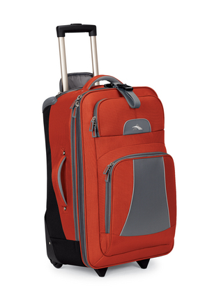 "25"" Elevate Wheeled Upright Bag"