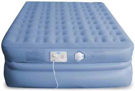 Queen Size AeroBed&#174 Signature Raised Inflatable Mattress from Aero