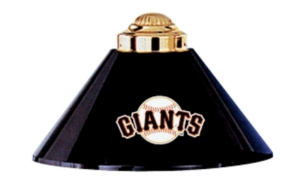 San Francisco Giants MLB Licensed Acrylic 3 Shade Team Logo Lamp from Imperial International