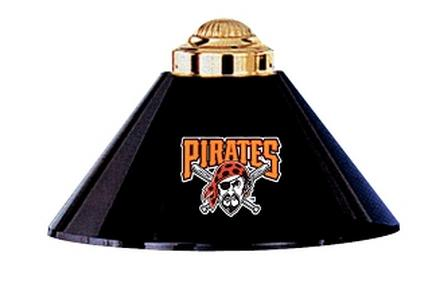 Pittsburgh Pirates MLB Licensed Acrylic 3 Shade Team Logo Lamp from Imperial International