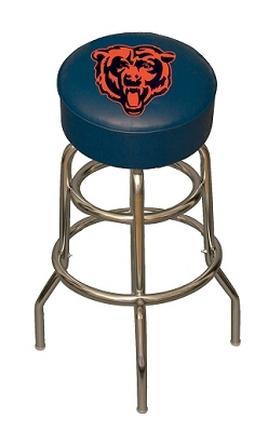 License | Chicago | Stool | Bear | From | Bar | NFL