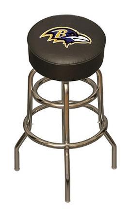 Baltimore Ravens NFL Licensed Bar Stool From Imperial International