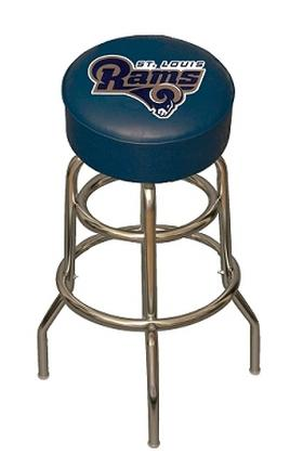 License | Louis | Stool | From | Ram | Bar | NFL | St.