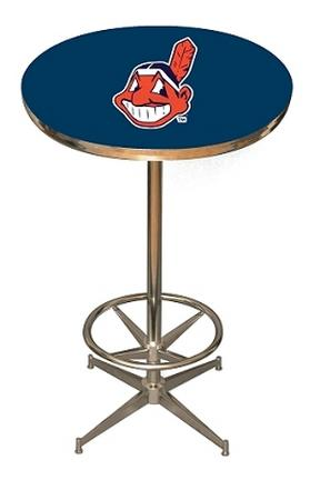 Cleveland Indians MLB Licensed Pub Table from Imperial International IMP-26-2004