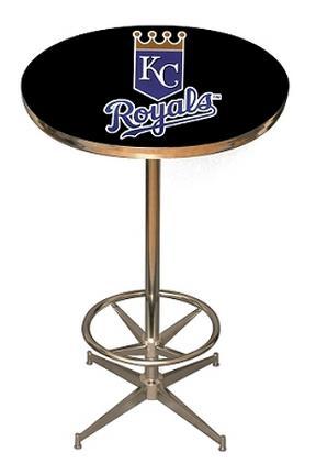 Kansas City Royals MLB Licensed Pub Table from Imperial International