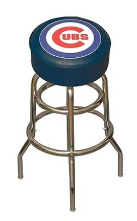 Chicago Cubs MLB Licensed Bar Stool from Imperial International