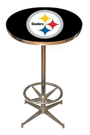Steelers Pub Tables Pittsburgh Steelers Pub Table