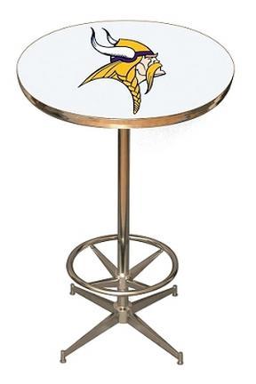 Minnesota Vikings NFL Licensed Pub Table from Imperial International