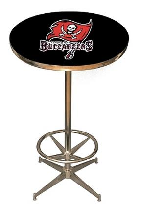 Tampa Bay Buccaneers NFL Licensed Pub Table from Imperial International