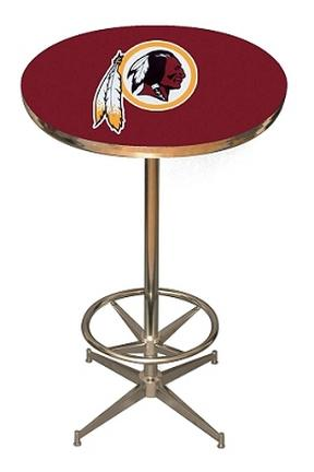 Washington Redskins NFL Licensed Pub Table from Imperial International