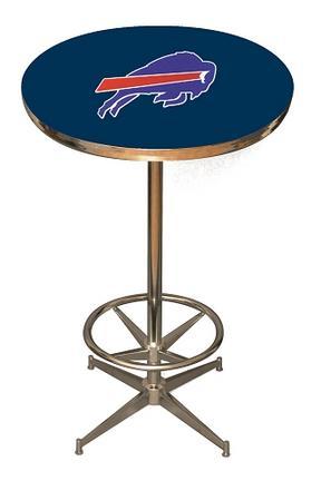 Buffalo Bills NFL Licensed Pub Table from Imperial International