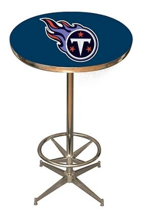 Tennessee Titans NFL Licensed Pub Table from Imperial International