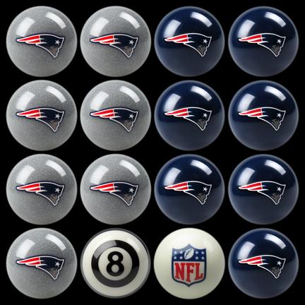 New England Patriots Pool Table Patriots Billiards Table