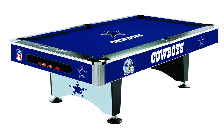 All nfl pool tables price compare for Table table logo