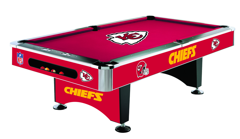 Kansas city chiefs tables price compare for Table 52 prices