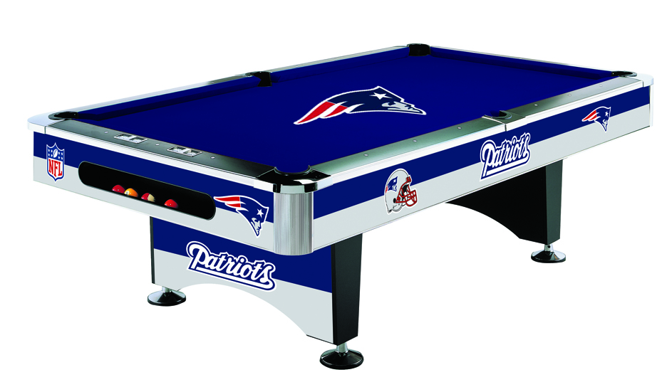 Patriot Pool Table: Some Wonderful Collectibles Or