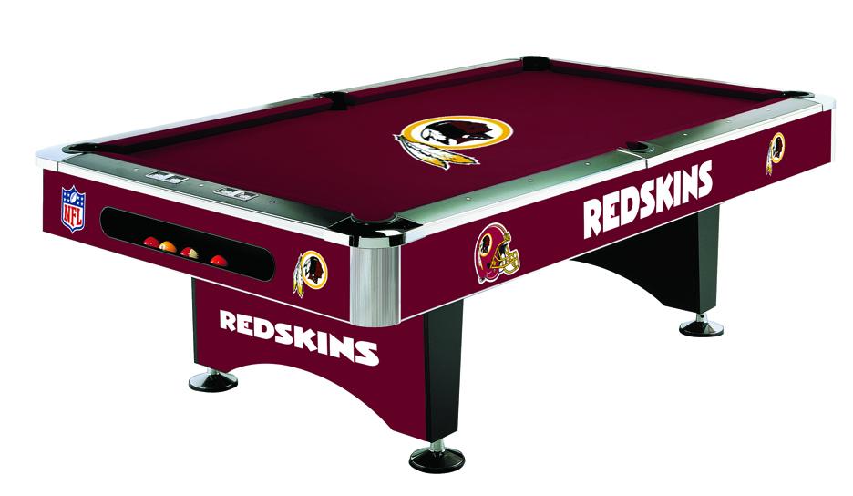 Redskins Tables Washington Redskins Table Redskins Table