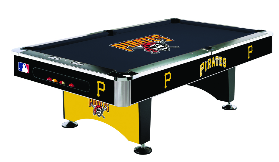 Pittsburgh pirates pool tables price compare for Table 52 prices