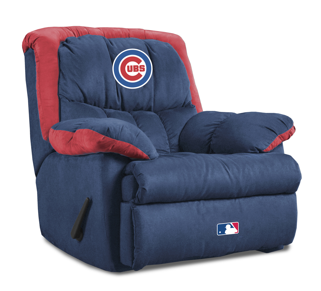 Chicago Cubs Home Team Recliner Chair from Imperial International
