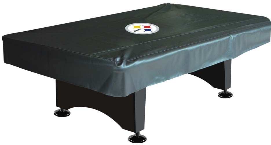 Pittsburgh Steelers Deluxe 8' Billiards Table Cover from Imperial International