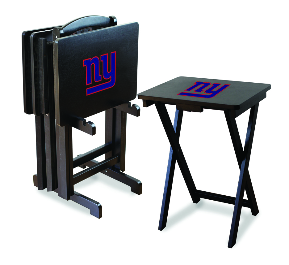 Giants coffee tables new york giants coffee table giants for Stand up coffee table