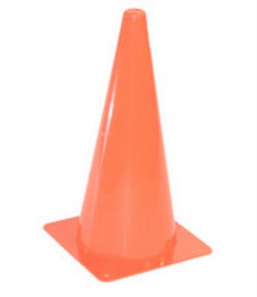 "9"""" Agility Sports Cones - Set of 6"" JFT-10-0909-6"