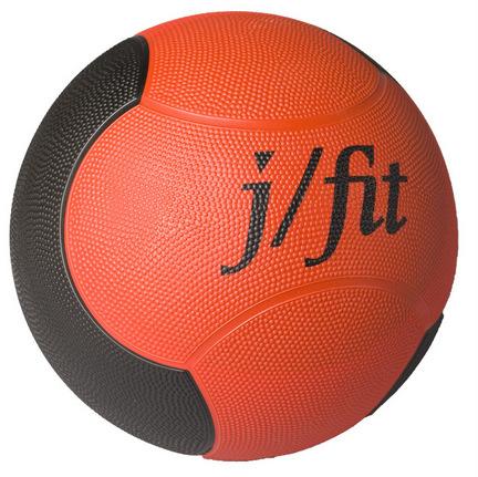 Premium Rubberized Medicine Ball 4 lbs
