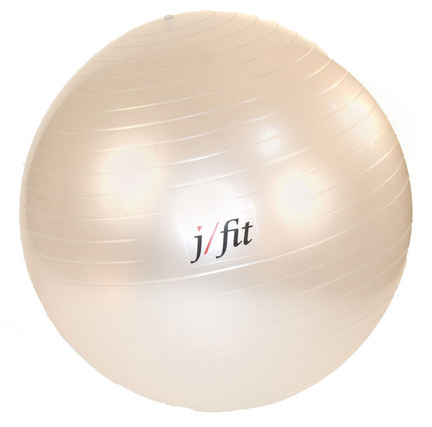 J Fit 65cm Stability Exercise Ball with Pump