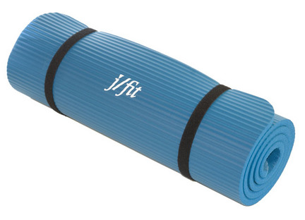 Extra Thick Anti-Microbial Exercise Pilates Mat JFT-30-8615