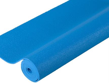 Premium Non-Slip Yoga Mat - Aqua Blue