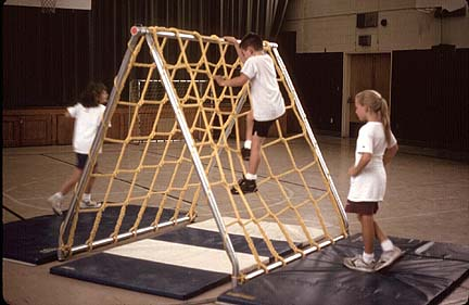 Scaler Climbing Frame