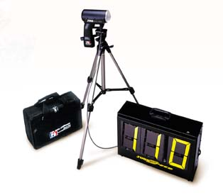 Tripod for JUGS Radar Gun