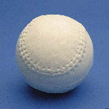 Sting-Free®  Baseballs With Realistic Seams - One Dozen ( Jugs )