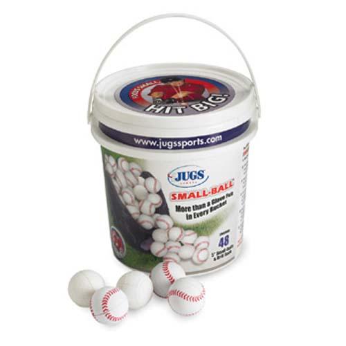 JUGS® Small-Ball® Bucket 4-Dozen Balls
