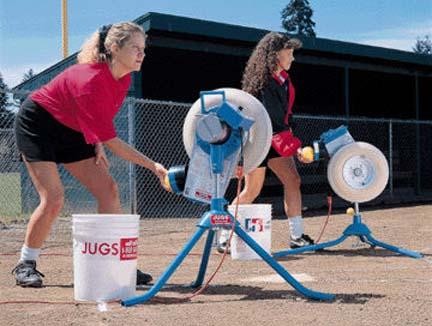 Super Softball™ Pitching Machine (220v Model)