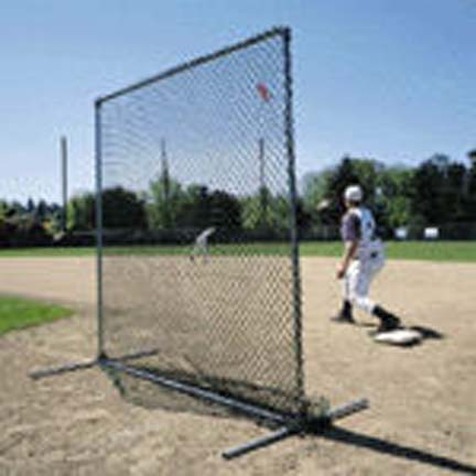 """JUGS Square Protective """"Quick-Snap"""" Protective Screen For Baseman"""
