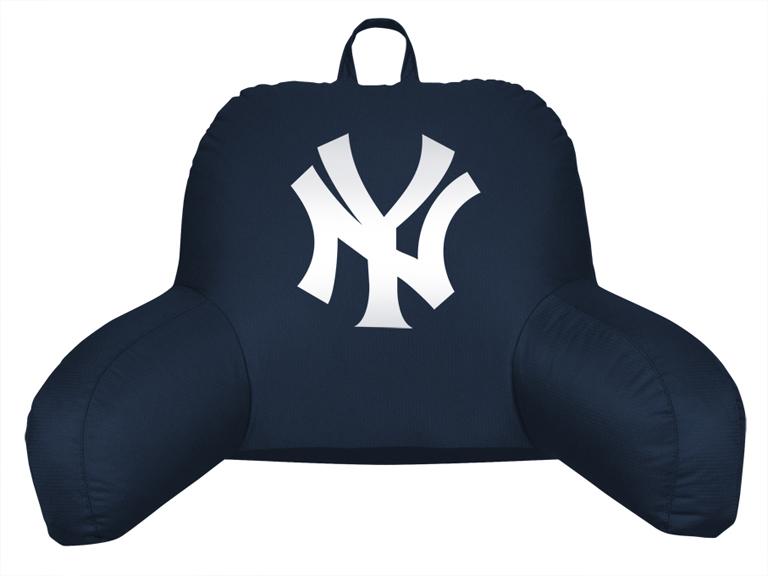 New York Yankees Bedrest Pillow From Kentex
