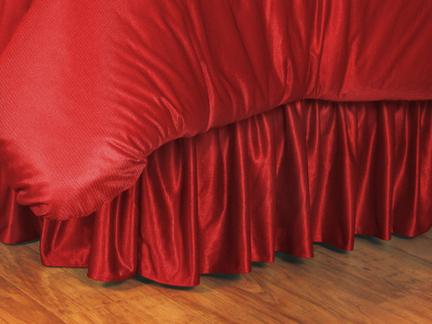 Detroit Red Wings Coordinating Queen Bedskirt by Kentex