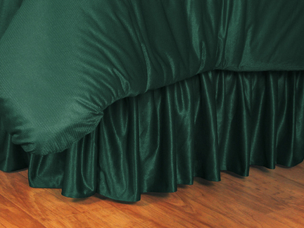San Jose Sharks Coordinating Full Bedskirt by Kentex