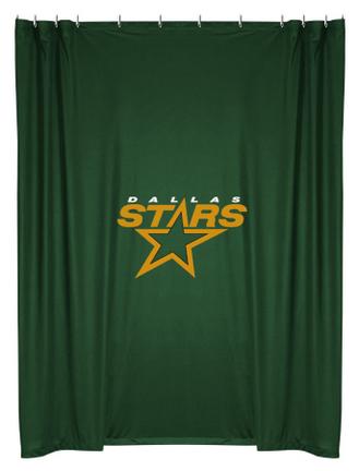Dallas Stars Shower Curtain by Kentex