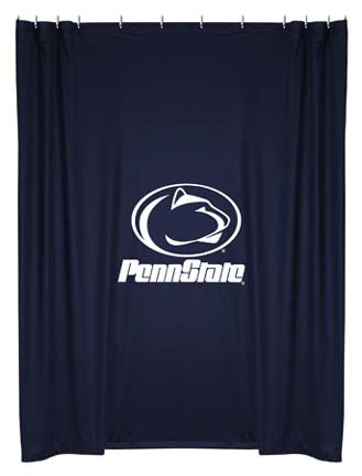 Penn State Nittany Lions Shower Curtain by Kentex